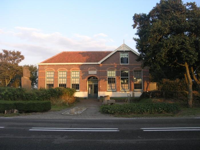 EILAND GALERIJ VANAF DE POSTWEG